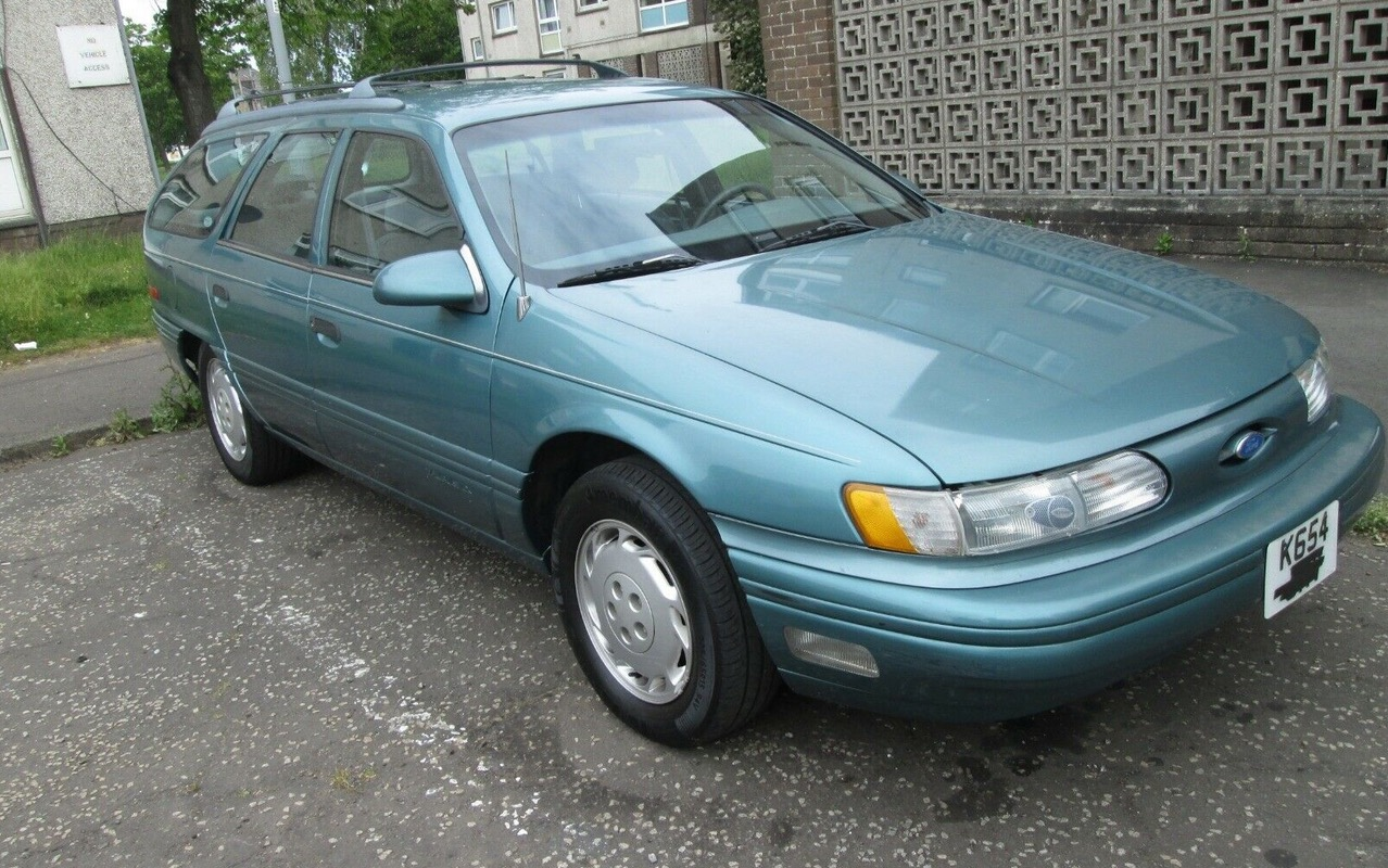 ford, taurus, ford taurus, ford taurus wagon, 90s cars, American cars, cars, cars for sale, ebay, not2grand, not 2 grand, n2g, not2grand.co.uk