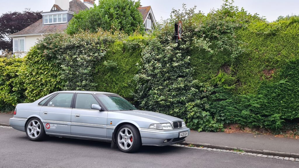project 800, broken, classic car, retro car, Rover 800, Rover 820, Rover Vitesse, project car, restoration project, not2grand, not2grand.co.uk, car, cars, T16 Rover, featured