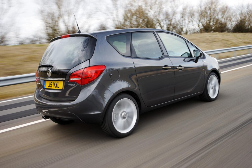 Vauxhall, Meriva, Vauxhall Meriva, family car, practical car, cheap family car, bargain car, motoring, automotive, retro car, Meriva buying guide, featured, not2grand, not2grand.co.uk
