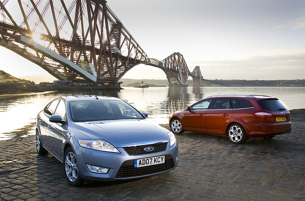 Ford, Ford Mondeo, Ford Focus, Ford Focus ST, ST, 2.5 ST, Mondeo ST, Mondeo Titanium, Mondeo Titanium X, retro Ford, Classic Ford, Gary, motoring, automotive, retro car, not2grand, featured, car, cars,