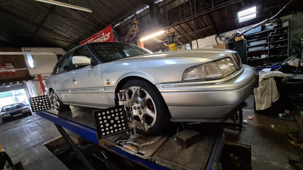 800, Project 800, Rover 800, Rover 800 Vitesse, Vitesse Turbo, classic Rover, retro rover, modern classic, retro car, Chris Pollitt, not2grand, not2grand.co.uk, motoring, automotive, restoration project, car, cars, featured