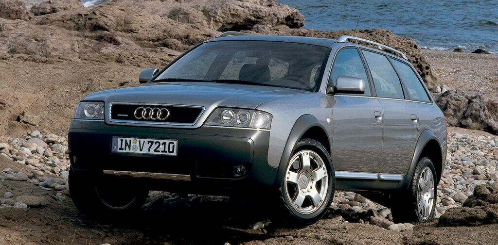 Allroad, Audi, Audi Allroad, Audi A6 Allroad, Audi A6, A6, off-road, 4x4, all wheel-drive, motoring, automotive, retro car, modern classic, estate car, off road car, motoring, automotive, not2grand, not2grand.co.uk, featured, car, cars, used cars