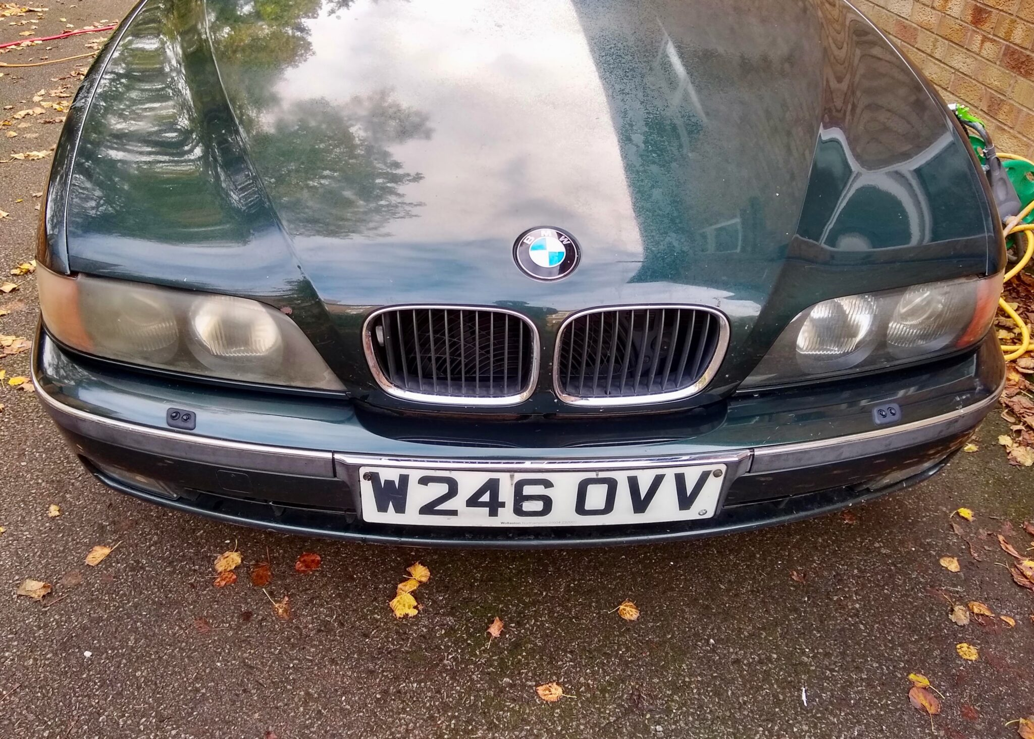 BMW, E39, BMW 528i, project car, E39 Touring, Project Improvvisatore, N2G, Not 2 Grand, Not2Grand, not2grand.co.uk