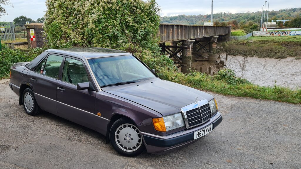Mercedes-Benz, Mercedes, W124, W124 Mercedes, E Class, classic Mercedes, retro Mercedes, classic car, retro car, W124 buying guide, motoring, automotive, not2grand, not2grand.co.uk, featured