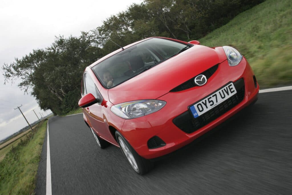 Mazda, Mazda 2, 2, Ford, Ford Fiesta, Fiesta, hatchback, first car, Mazda 2 buying guide, motoring, automotive, small car, family car, first car, cheap car, bargain car. not2grand, not2grand.co.uk, featured