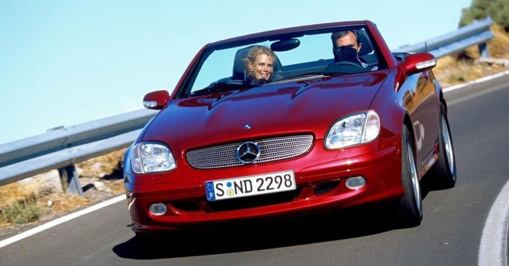 SLK, Mercedes, Mercedes-Benz, Benz, SLK, Mercedes-Benz SLK, roadster, convertible, sports car, motoring, automotive, not2grand, not2grand.co.uk, Chrysler, Chrysler Crossfire, modern classic, car, cars, SLK buying guide, featured