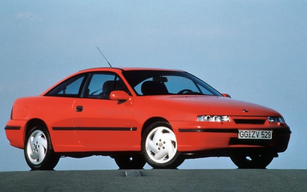 Calibra, Vauxhall, Vauxhall Calibra, coupe, modern classic, retro car, classic car, motoring, automotive, not2grand, not2grand.co.uk, featured, classic Vauxhall, retro Vauxhall, car, cars, motoring, automotive
