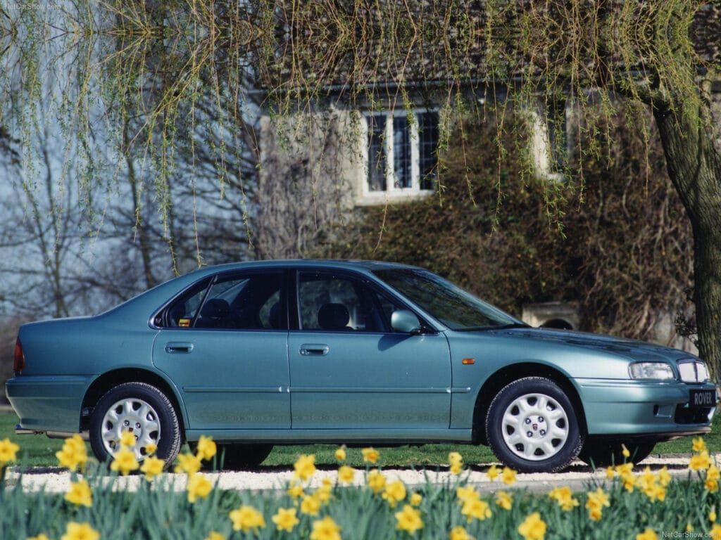 Rover, 600, Rover 600, Rover 620ti, 620ti, t series engine, Honda, Honda Accord, motoring, automotive, classic car, retro car, motoring, automotive, Rover 600 buying guide, modern classic, not2grand, not2grand.co.uk, featured