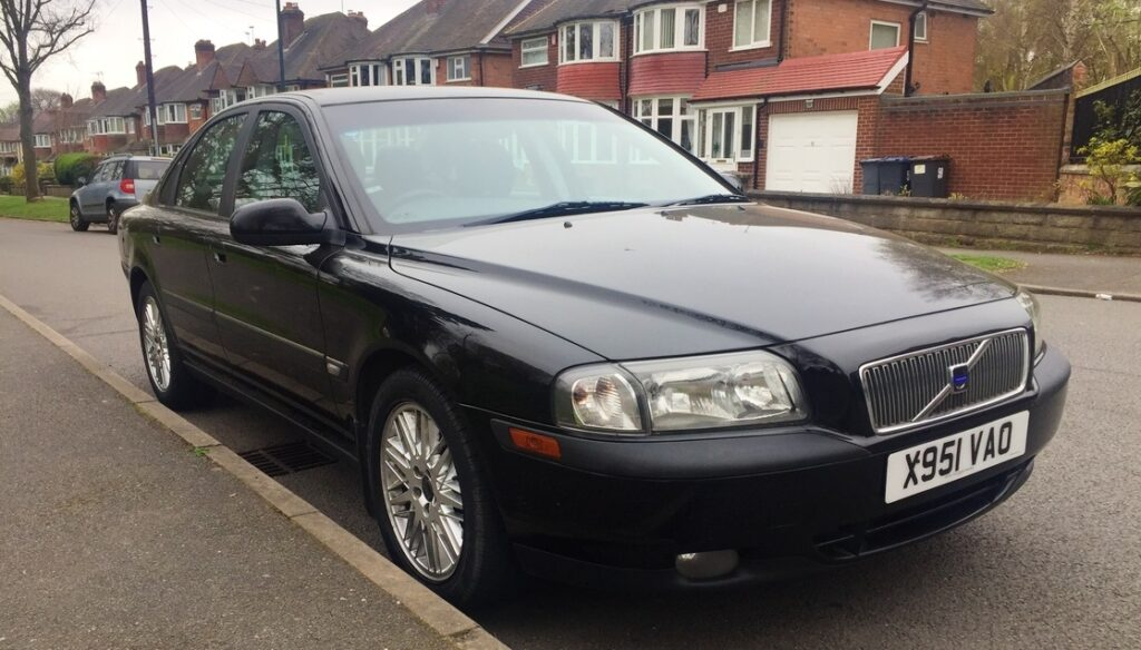 Volvo, S80, S80 T6, T6, Volvo S80 T6, Volvo Cars, motoring, automotive, classic car, retro car, bargain car, performance car, not2grand, not2grand.co.uk, featured, car, cars,