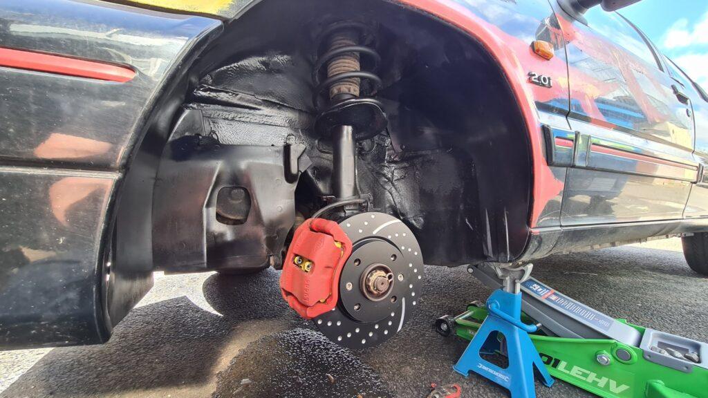 Citroen, ZX, Citroen ZX, ZX Volcane, Volcane, project car, motoring, automotive, roadkill, classic car, retro car, french car, Citroen ZX Volcane, featured, not2grand, not2grand.co.uk, car, cars, car build, Falken, Flaken Tyres, EBC, EBC Brakes, EBC UK, car restoration